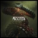 ACCEPT - Too Mean To Die - 2-LP Blue/Green Swirl Gatefold Ltd