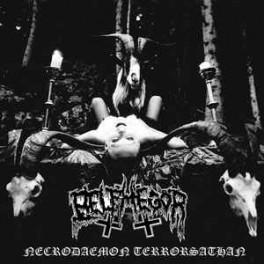 BELPHEGOR - Necrodaemon Terrorsathan - LP