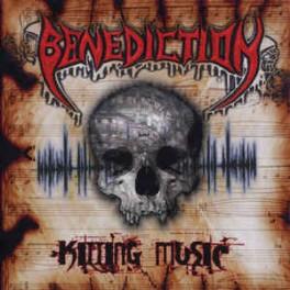 BENEDICTION - Killing Music - LP Silver + CD Gatefold