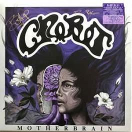 CROBOT - Motherbrain - LP Pink Marbled
