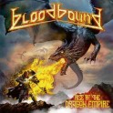 BLOODBOUND - Rise Of The Dragon Empire - CD+DVD Digi