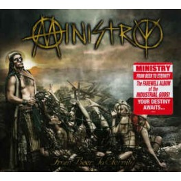 MINISTRY - From Beer To Eternity - CD Digi