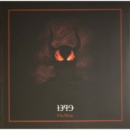 1349 - Hellfire - 2-LP Rouge Gatefold