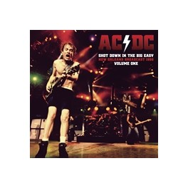 AC/DC - Shot Down In The Big Easy - New Orleans Brodcast 1996 - Vol.1 - 2-LP Gatefold