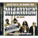 METALLICA - Justice For All: Die Wahrheit Über Metallica - 2-CD