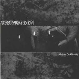 ARMAGEDDA - Echoes In Eternity - CD