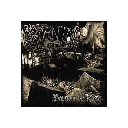 ARMENTAR - Baptism By Hate - CD
