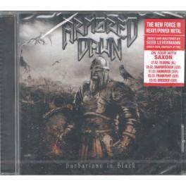ARMORED DAWN - Barbarians In Black - CD