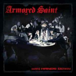 ARMORED SAINT - Win Hands Down - CD + DVD Digibook
