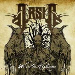 ARSIS - We Are The Nightmare - CD