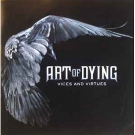 ART OF DYING - Vices And Virtues - CD