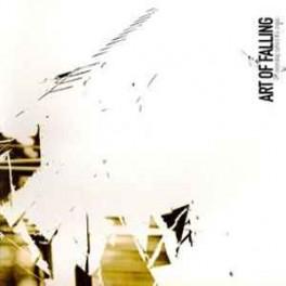 ART OF FALLING - Extending Behind This Shape - CD