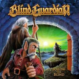 BLIND GUARDIAN - Follow The Blind - LP Clear Gatefold