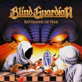BLIND GUARDIAN - Battalions Of Fear - LP Gatefold