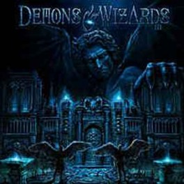 DEMONS & WIZARDS - III - 2-LP Etched Gatefold
