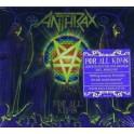 ANTHRAX - For All Kings - 2-CD Digipack Ltd