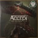 ACCEPT - Too Mean To Die - 2-LP Blue/Red Black Splatter + CD Digi BOX Set Ltd