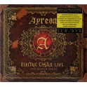 AYREON - Electric Castle Live And Other Tales - 2-CD+DVD Digi