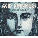 ACID DRINKERS - Broken Head - CD Digi