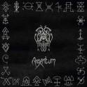 URARV - Argentum - MinI LP Black Silver Splatter