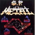 S.P.METAL - Compilation Metal - LP Rouge Ltd