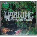 WARNING - The Strength To Dream - 2-LP Vert Gatefold