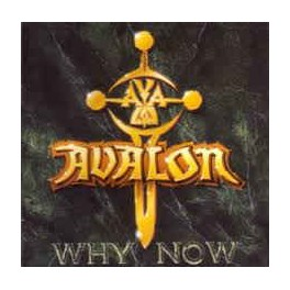 AVALON - Why Now - CD