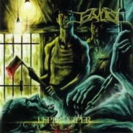 AXON - Leper Viper - CD
