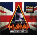 DEF LEPPARD - Hysteria At The O2 - 2-CD + DVD Digi