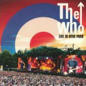 THE WHO - Live In Hyde Park - 3-LP Color Gatefold