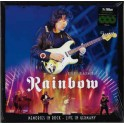 RITCHIE BLACKMORE'S RAINBOW - Memories In Rock - Live In Germany - 3-LP Green Gatefold