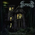 NOMINON - Yesterdeath - CD