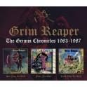 GRIM REAPER - At The Gates - CD Digi