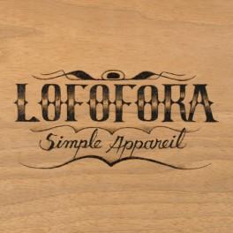 LOFOFORA - Simple Appareil - CD Digi