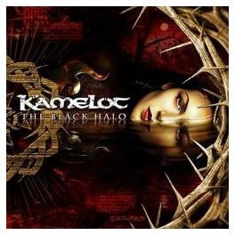 KAMELOT - The black halo - CD