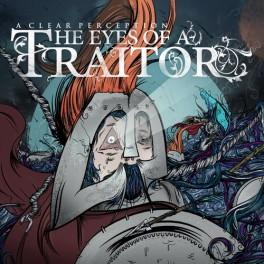 THE EYES OF A TRAITOR - A Clear Perception - CD Fourreau
