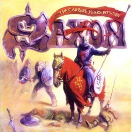 SAXON - The Carrere Years: 1979-1984 - Box 4-CD