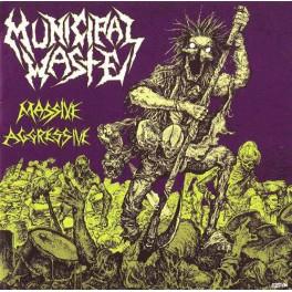 MUNICIPAL WASTE - Massive Aggressive - CD Digipack