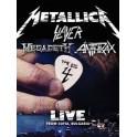 METALLICA SLAYER MEGADETH ANTHRAX - The BIG 4 - 2-CD BLU RAY