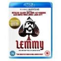 LEMMY - The Legend of MOTORHEAD - BLU RAY
