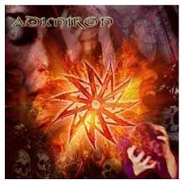 ADIMIRON - Burning souls - CD