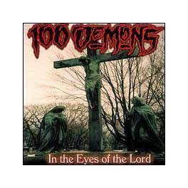 100 DEMONS - In the eyes of the lord - CD