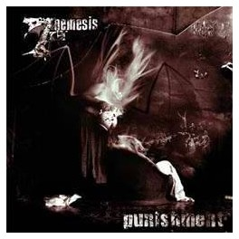 7TH NEMESIS / PUNISHMENT - Chronicles of a Sickness - Split CD