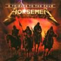 A TRIBUTE TO THE FOUR HORSEMEN - Tribute to Metallica CD
