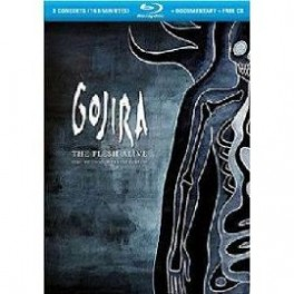 GOJIRA - The Flesh alive - Blu-Ray + CD