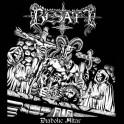 BESATT - Diabolic Altar - LP Rouge