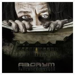 ABORYM - Psychogrotesque -  CD Digi