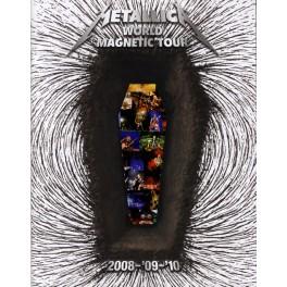 METALLICA - World Magnetic Tour Programme
