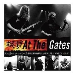 AT THE GATES - Slaughter + Purgatory Unleashed - 2-CD Box