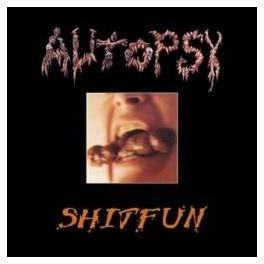 AUTOPSY - Shitfun - CD Digi